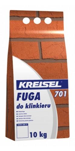 Затирочная смесь для клинкера FUGA 701 Kreisel
